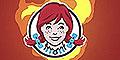 Wendys汉堡广告