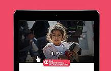 比利时儿童公益组织Youtube创意广告 倒计时