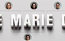 美国DonateLife社交创意 你的名字