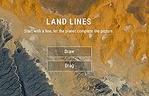 Google 数据艺术团队创新作品 画线找图