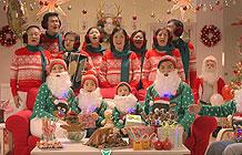 新加坡宜家Youtube小互动广告 三级圣诞节