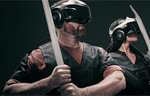 酷炫的VR游戏主题公园 The Void