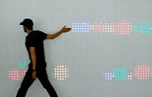 Google 创意实验室出品  AnyPixel.js 创造大型交互展示