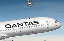 澳洲航空创意活动网站 Webgl打造梦幻客机