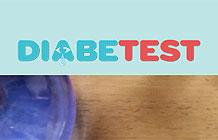 印度尼西亚糖尿病公益技术广告应用 眼泪测试