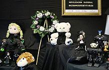 公关铜 - 联合国儿童基金会巴拉圭营销活动 玩具追悼会