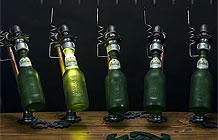 罗马尼亚Grolsch啤酒Youtube互动广告 啤酒奏乐