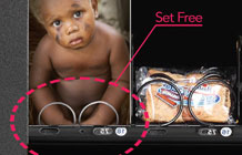 学生创意 - 救助贫困儿童广告售卖机