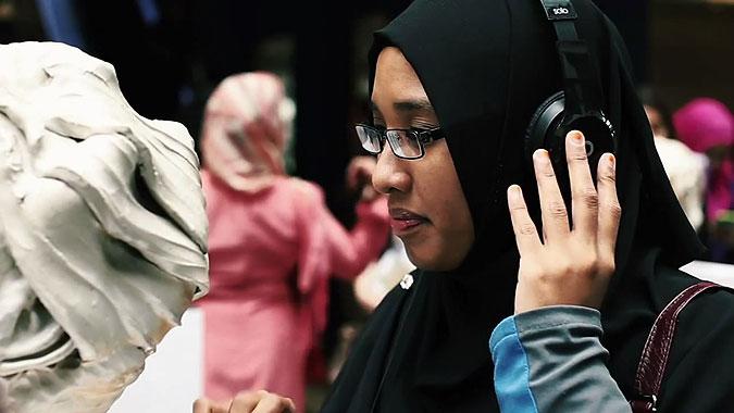 马来西亚家庭暴力公益营销 女性的秘密