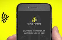 大赦国际App营销活动 静音开关