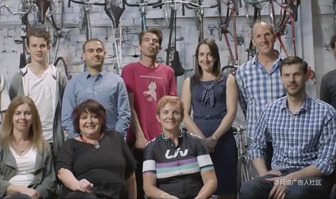 澳大利亚MS公益组织创意营销活动
