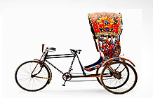 WaterAid孟加拉公益营销 自行车净水装置