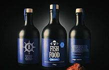 丹麦海事应用App另类营销 用人肉做的鱼食