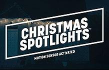 丹麦公益组织圣诞节营销活动 报警彩灯