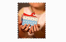 南非Saatchi广告公司圣诞节公益 邮票捐赠