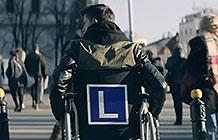 波兰驾校公益广告 负责任驾驶培训
