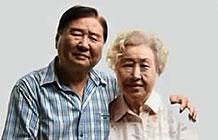 韩国红十字协会公益广告 70年后的照片