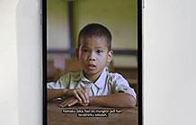 印尼拯救儿童辍学公益项目 instragram一天