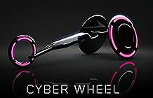 日本2020残奥会VR互动项目 Cyber Wheel