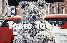 英国天气应用BreezoMeter公益项目 咳嗽的熊