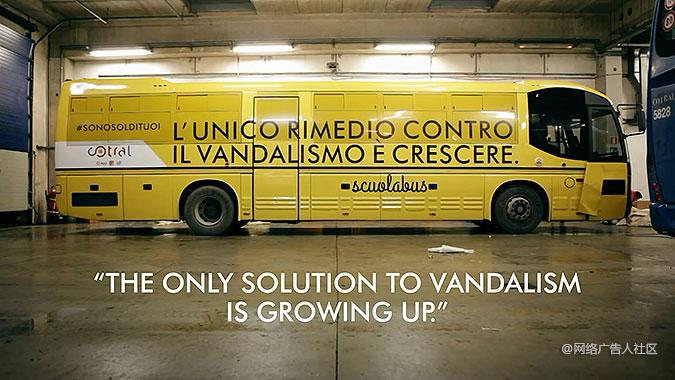 意大利公交公司Cotral公益活动 成长