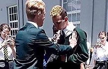 南非校园霸凌公益活动 谁是霸凌者