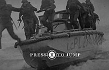加拿大老兵救助组织宣传活动 停止游戏纪念