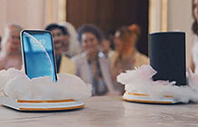 """欧洲骄傲节宣传活动 Siri和Alexa""""结婚""""了"""