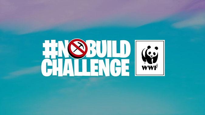 法国WWF公益项目 堡垒之夜活动