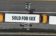 美国公益组织 Street Grace营销活动 停止儿童性交易