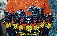 世界自然基金会2018圣诞节活动 最后的毛衣