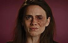 英国公益组织WomensAid宣传广告 瘀伤