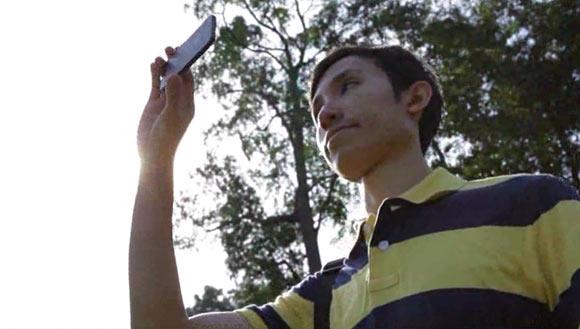 新加坡电信公益广告项目 第三只眼