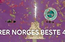 挪威Telia电信公司营销活动 用无人机做蛋糕