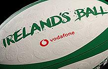 爱尔兰沃达丰创意活动 爱尔兰球