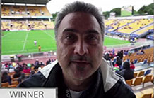 索尼Alpha6000相机营销活动 变身体育记者