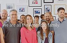 惠普打印机营销活动 美国家庭