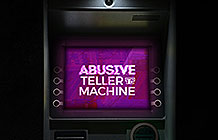 爱尔兰联合银行AIB公益活动 施虐取款机