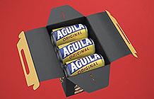 哥伦比亚啤酒品牌Aguila边吃边喝公益活动第二波