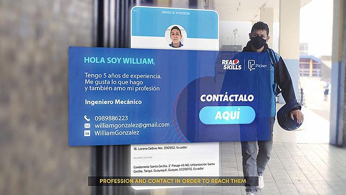 厄瓜多尔外卖平台与百事异业合作 真正的技能