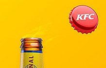 哥伦比亚啤酒品牌Aguila另类公益 边喝边吃