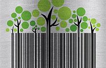 LIFE NUTRITION公益创新 双面条码