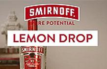 Smirnoff伏特加酒社交营销 在线调酒师