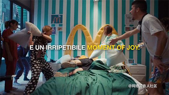 麦当劳campaign