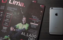 西班牙啤酒互动杂志广告 探索品牌故事