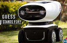 达美乐披萨宣布推出一款外卖机器人DRU