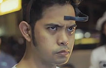 印尼矿泉水品牌AQUA脑波创意应用