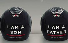 迪拜餐厅Freedom Pizza营销活动 给快递配上特殊的安全帽