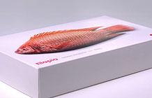 波兰超市Mila创意包装 活蹦乱跳的鱼