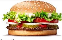 BurgerKing汉堡王Facebook Messenger订餐流程